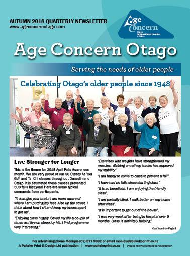 Otago Cover