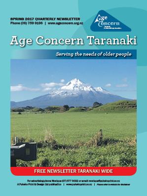 Taranaki Cover