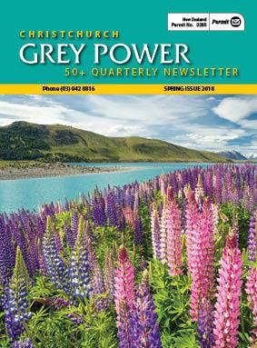 GP Christchurch Cover